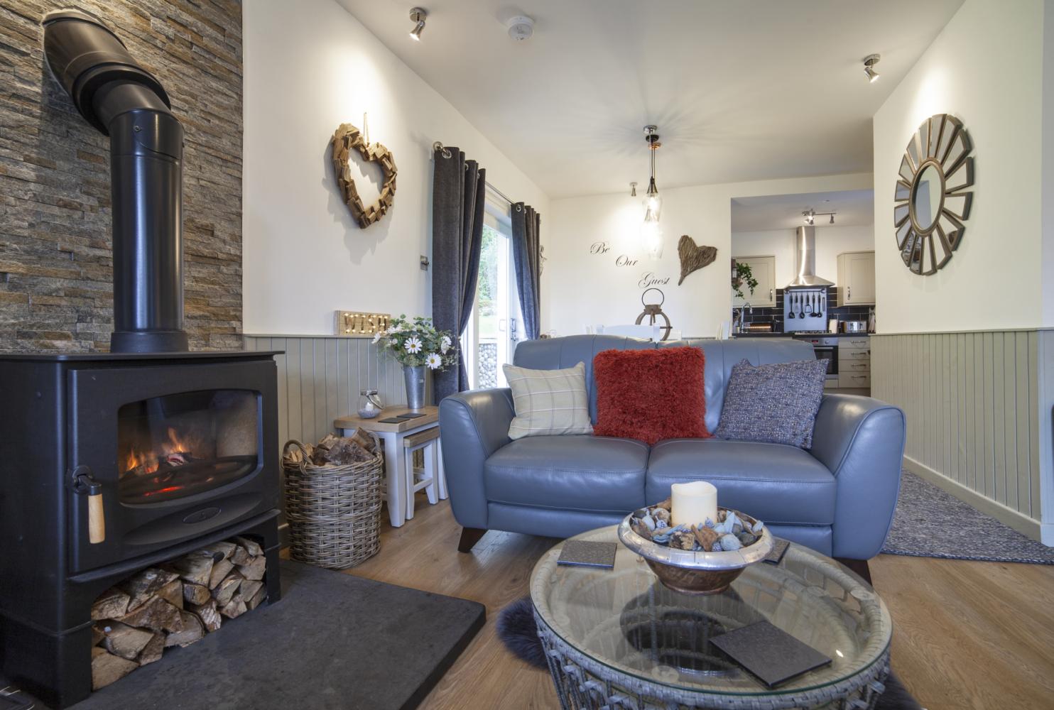 Gardeners Cottage Living Room